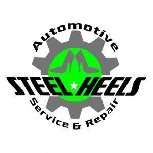 Steel Heels Logo