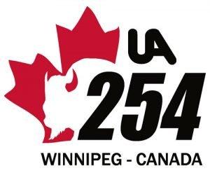 UA254 Logo